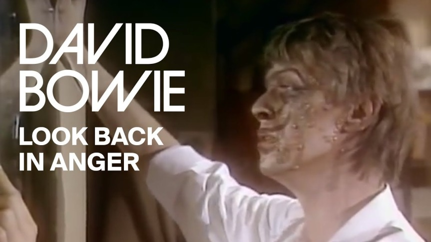 DAVID BOWIE – Look Back InAnger