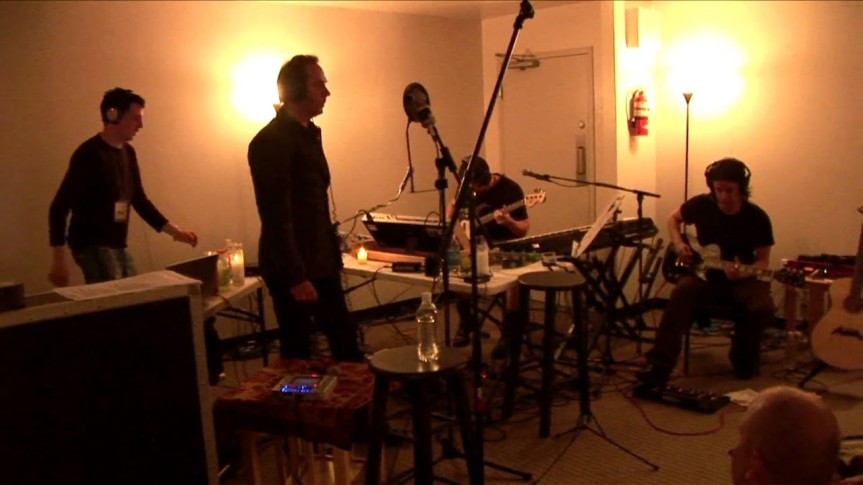 Reptile (live) – TRENT REZNOR, PETER MURPHY, ATTICUS ROSS & JEORDIEWHITE