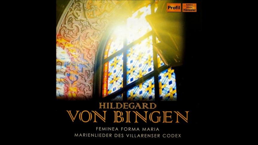 HILDEGARD VON BINGEN – Femina FormaMaria