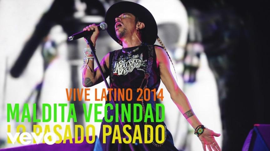 MALDITA VECINDAD – Un Poco De Sangre /  Ya Lo PasadoPasado
