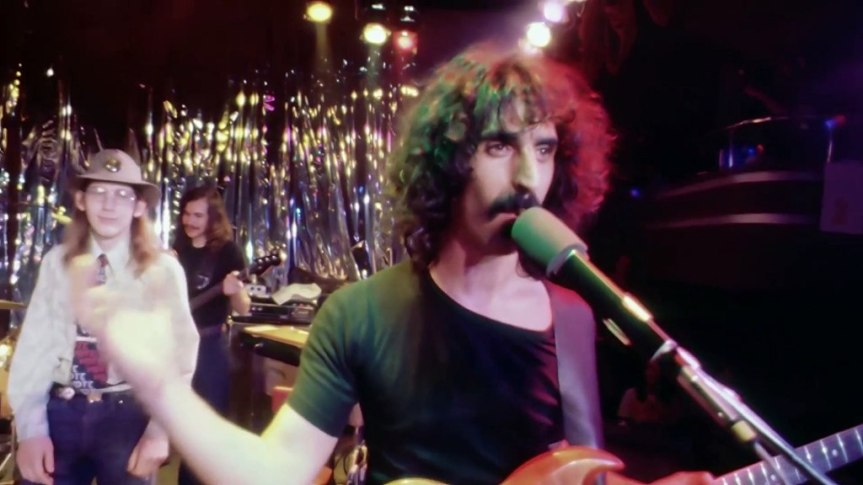 FRANK ZAPPA & THE MOTHERS – Live at The Roxy 1973[extras]