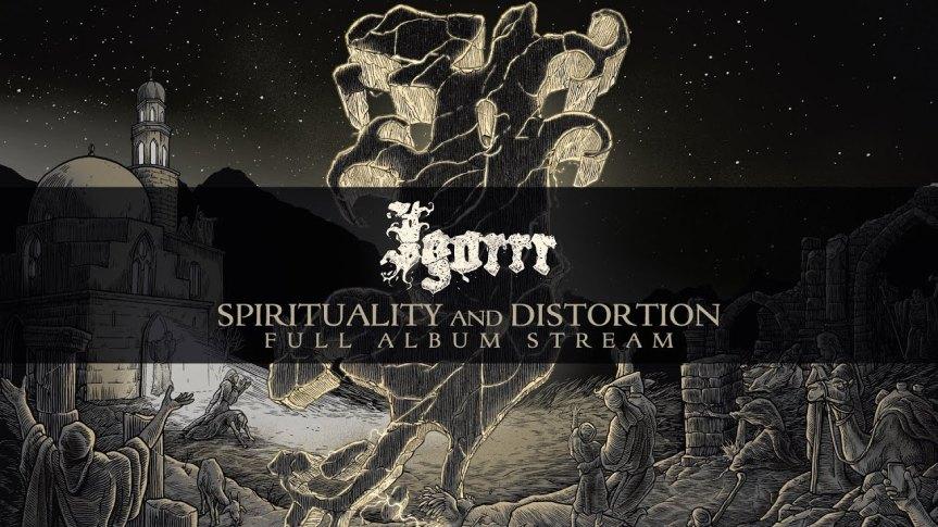 IGORRR – Spirituality and Distortion(2020)