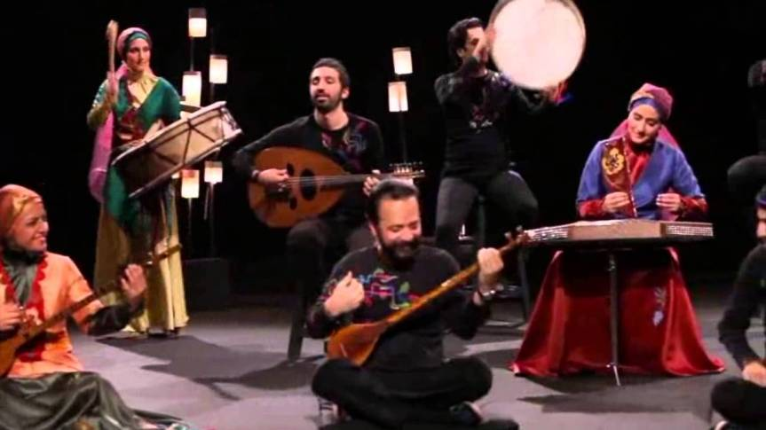 RASTAK – Hele Mali (Iranian Folk Song fromBushehr)