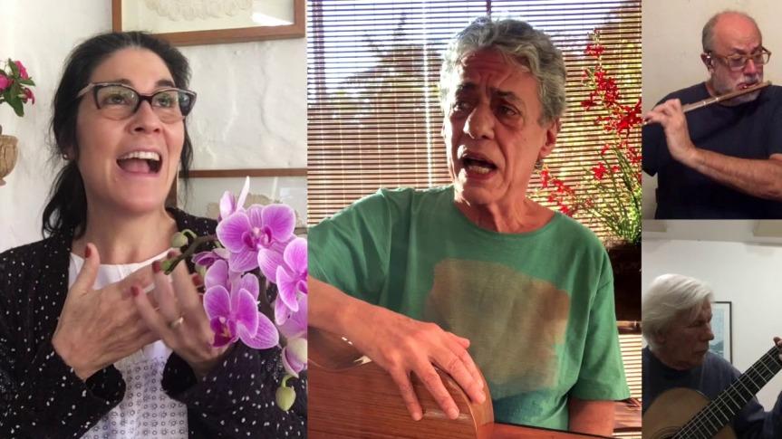 MÔNICA SALMASO & CHICO BUARQUE – João eMaria