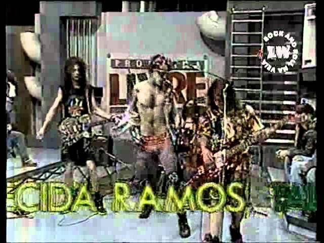 DeFALLA – Ao vivo no Programa Livre (SBT,1990)