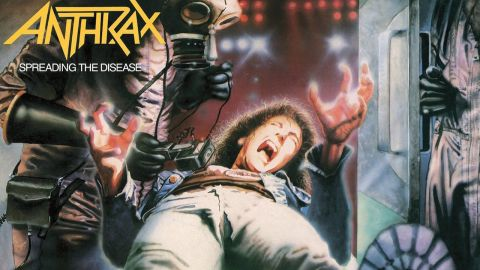 ANTHRAX – Madhouse