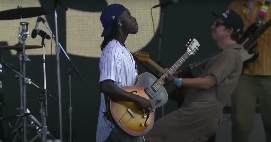 BLACK PUMAS – I'm Ready (live atLollapalooza)
