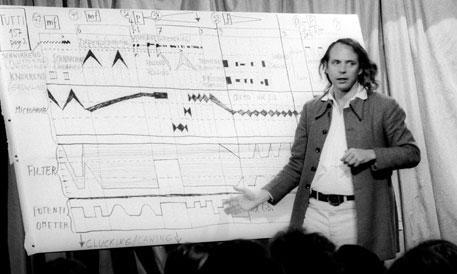 """""""Krautrock: Stockhausen, elektronische musik e o legado para a música pop"""" – Leonardo PortoPassos"""
