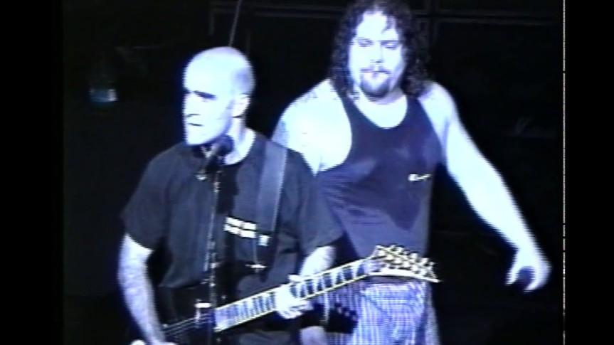 S.O.D. – Stigmata (Ministry cover – live in New York'92)