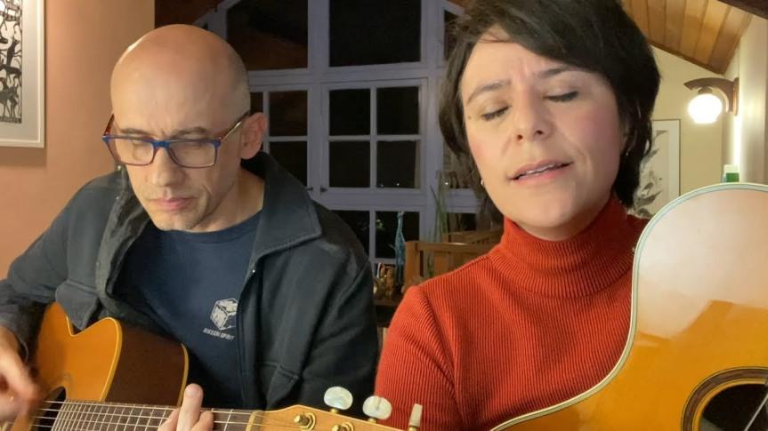 FERNANDA TAKAI & JOHN ULHOA – Canção pra você vivermais