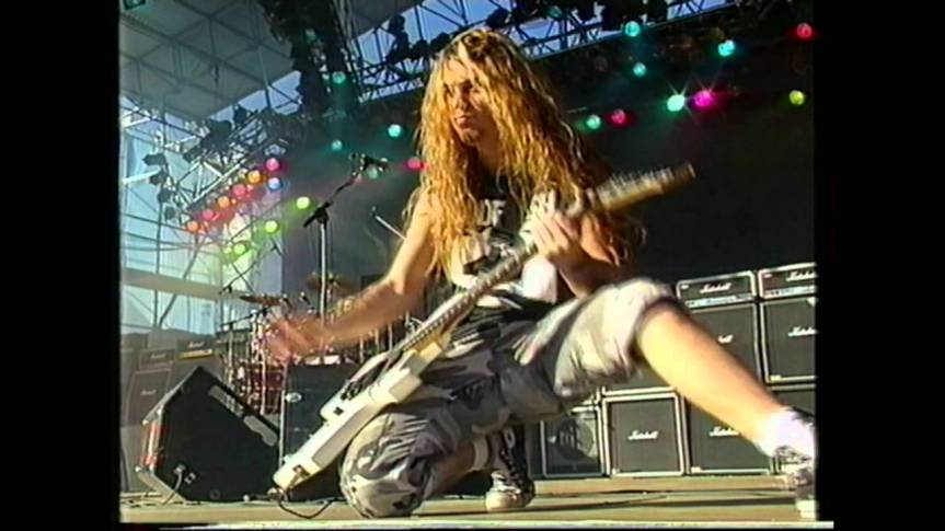 SEPULTURA – Desperate Cry (live in Finland1991)