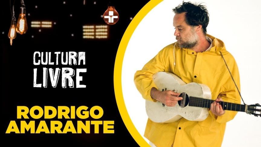 RODRIGO AMARANTE 🇧🇷 – Ao vivo @ CulturaLivre