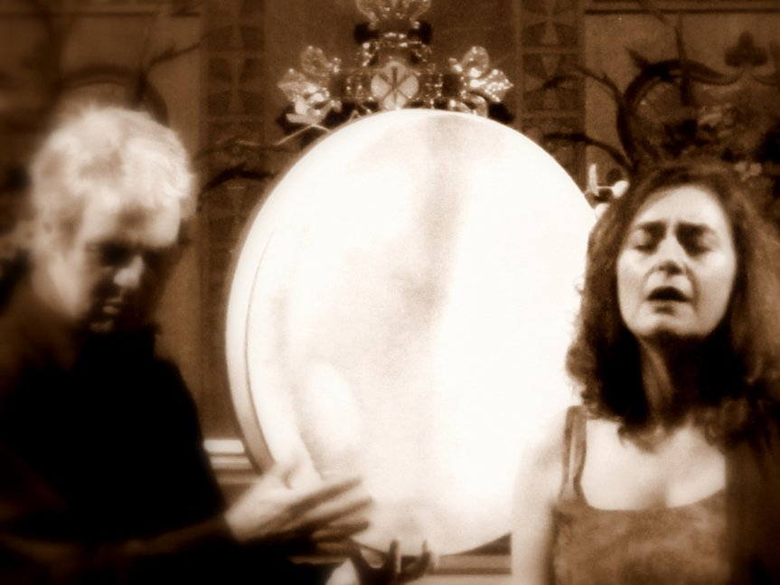 CATHERINE BRASLAVSKY & JOSEPH ROWE – Thunder, Perfect Mind (Bronte, NousIndelios)