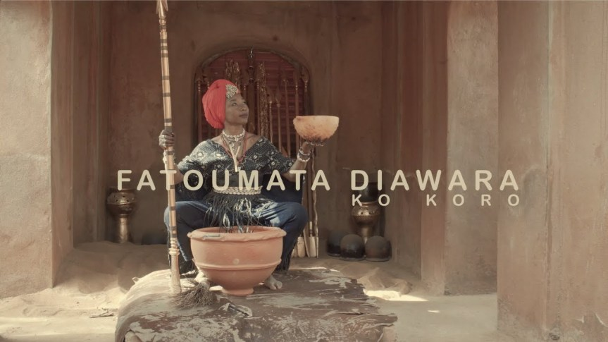 FATOUMATA DIAWARA –Kokoro