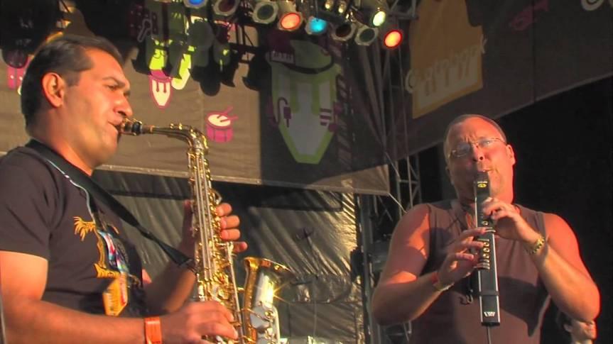 BESH O DROM – Live @ Sziget(2012)