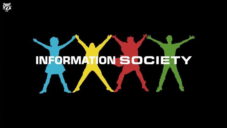 INFORMATION SOCIETY –Running