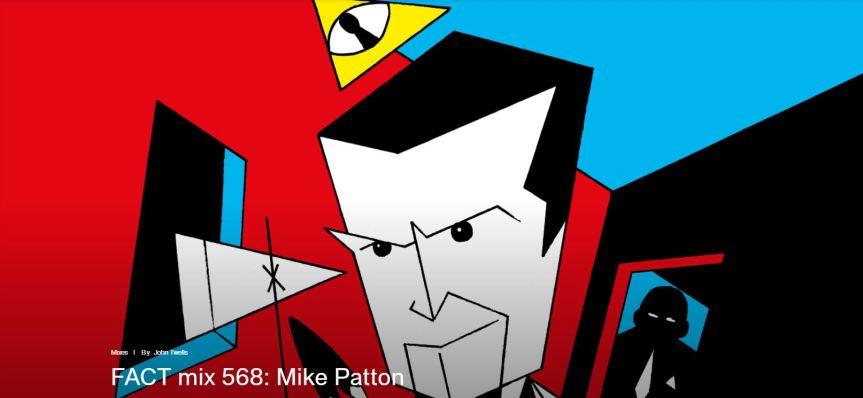 FACT mix 568: Mike Patton (Sept'16)