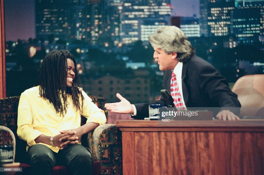 TRACY CHAPMAN – Change (live on the Jay LenoShow)