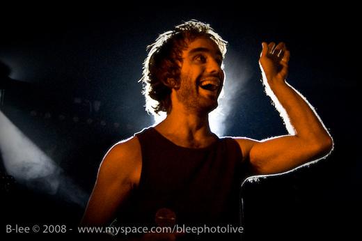 VLADIMIR BOZAR 'N' ZE SHERAF ORKESTÄR – Live @ Le Glazart(2008)