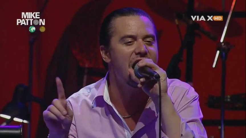 MIKE PATTON'S MONDO CANE – Live at Teatro Caupolicán – Chile(2011)