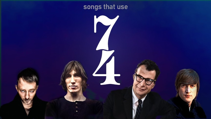 Songs that use 7/4 time – DavidBennett